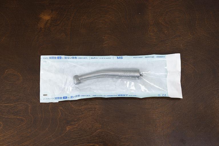 歯科器材の殺菌洗浄