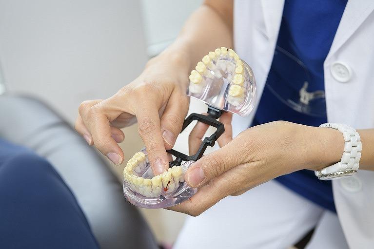 歯の形や隙間が気になる方