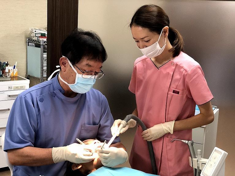 歯を最も失う歯周病の怖さ